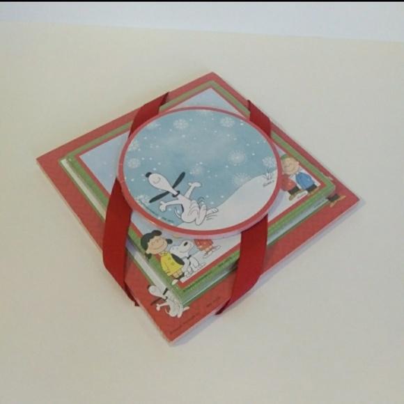 Hallmark Other - 🌺Peanuts Memo Pad Set Stationary